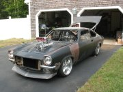 The Official H-Body Internet Community • View topic - 1972 Vega Pro