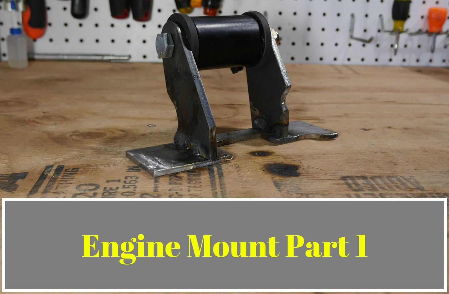 Enginemount part 1.JPG
